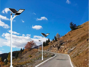How does solar street lamp achieve dustproof and windproof?